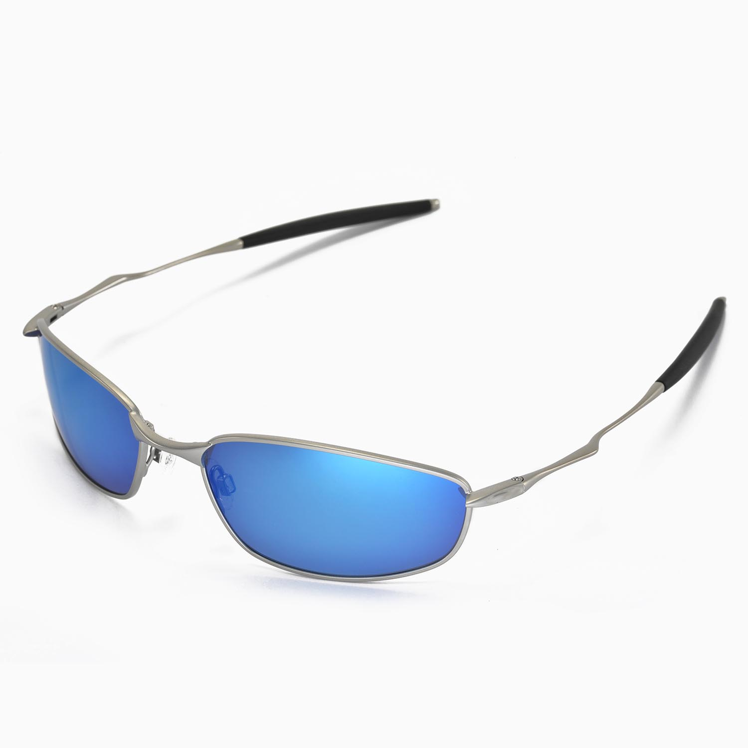 new walleva polarized ice blue lenses for oakley whisker