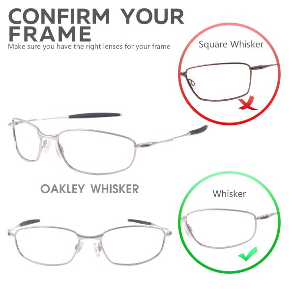 oakley whisker lenses