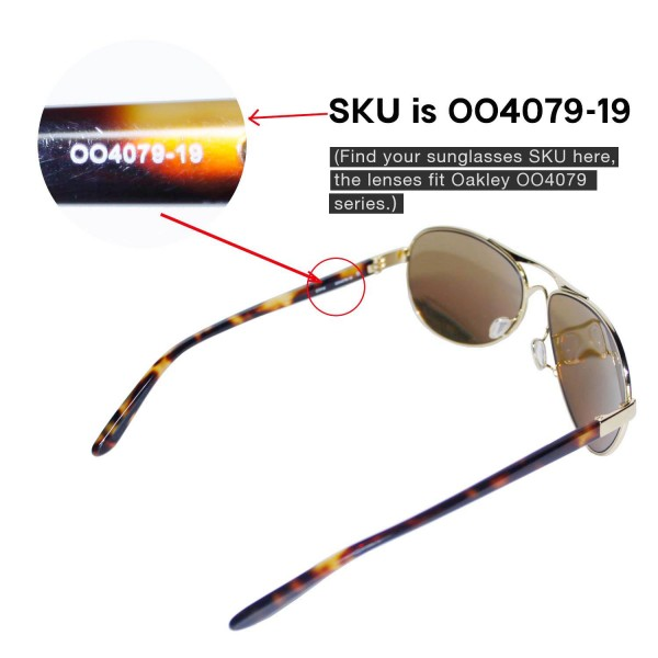 88d31c1317b ... Replacement Lenses For Oakley Feedback Sunglasses. Color   Polarized  Lenses   Brown