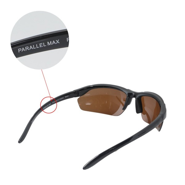 9b523a520c9 ... Replacement Lenses For Smith Parallel Max Sunglasses. Color   Polarized  Lenses   Black
