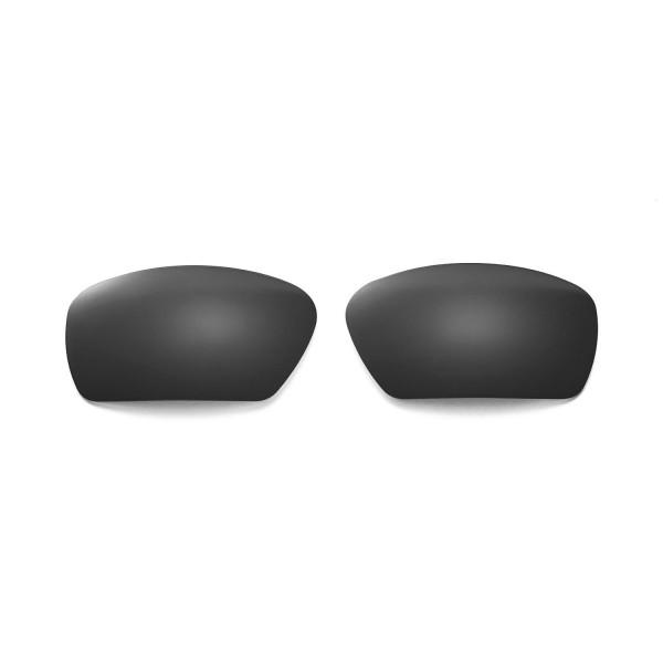 80c8c556e0 New Walleva Black Polarized Replacement Lenses For Oakley Badman  Sunglasses. Color   Polarized Lenses   Black