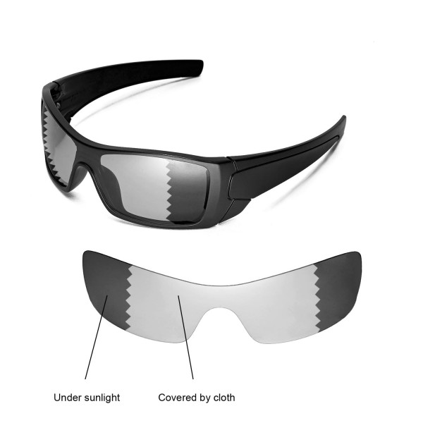 69c7f4105d ... Replacement Lenses for Oakley Batwolf Sunglasses. Color   Polarized  Lenses   Transition