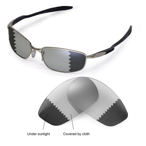d2f9367ad46 Walleva Polarized Transition  Photochro mic Replacement Lenses ...