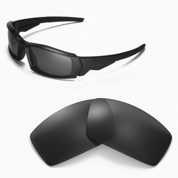 b9dc9b1ea5 Walleva Replacement Lenses for Oakley Canteen Sunglasses ...