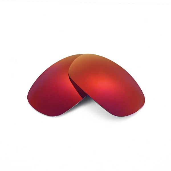 564b7d8367 New Walleva Fire Red Polarized Replacement Lenses For Costa Del Mar Brine  Sunglasses