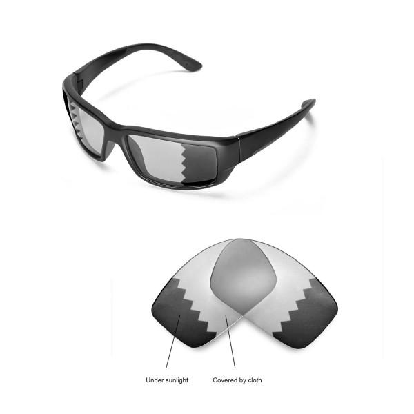 45305434f5d ... Costa Del Mar Fantail Sunglasses. Color   Polarized Lenses   Transition