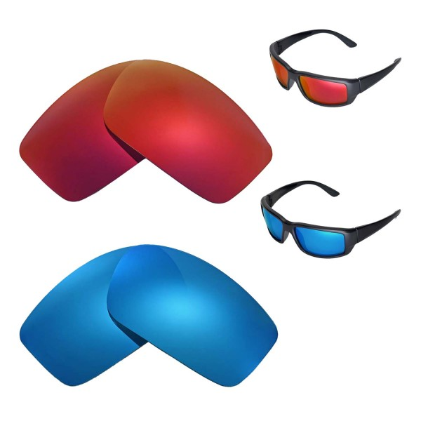23146eee5457 ... Replacement Lenses For Costa Del Mar Fantail Sunglasses. Color : :