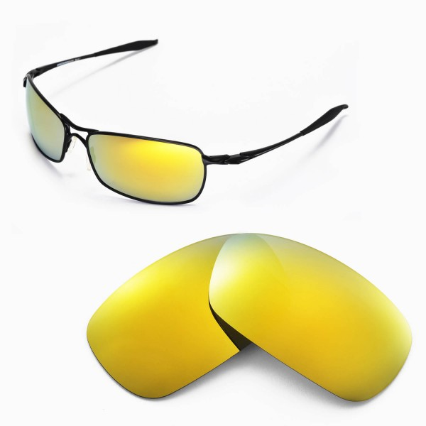 8385f403507d1 Walleva Replacement Lenses for Oakley Crosshair 2.0 Sunglasses ...