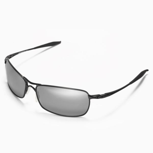 e94dfde4e76 Walleva Replacement Lenses for Oakley Crosshair 2.0 Sunglasses - Multiple  Options Available (Titanium Mirror Coated - Polarized)