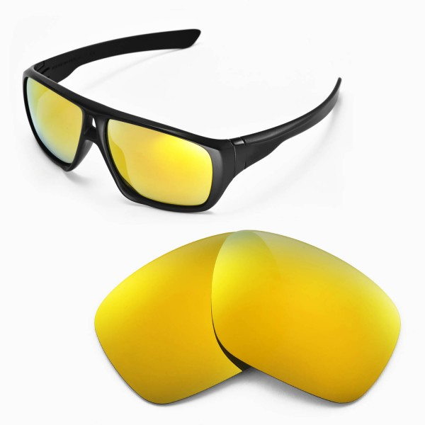 f43a5dc191 Walleva Replacement Lenses for Oakley Dispatch Sunglasses ...