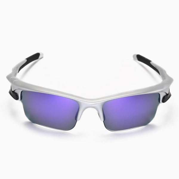 2dec036250 Walleva Replacement Lenses for Oakley Fast Jacket XL Sunglasses - Multiple  Options Available .