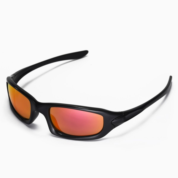 19485ddf25 Walleva Replacement Lenses for Oakley Fives 4.0 Sunglasses ...
