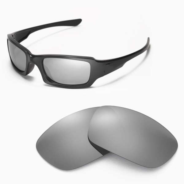 aff41330bd3 Walleva Replacement Lenses for Oakley Fives Squared Sunglasses ...