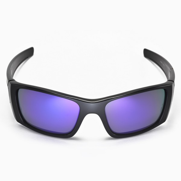 2d21071fe3 Walleva Replacement Lenses for Oakley Fuel Cell Sunglasses - Multiple  Options Available (Purple Coated - Polarized)