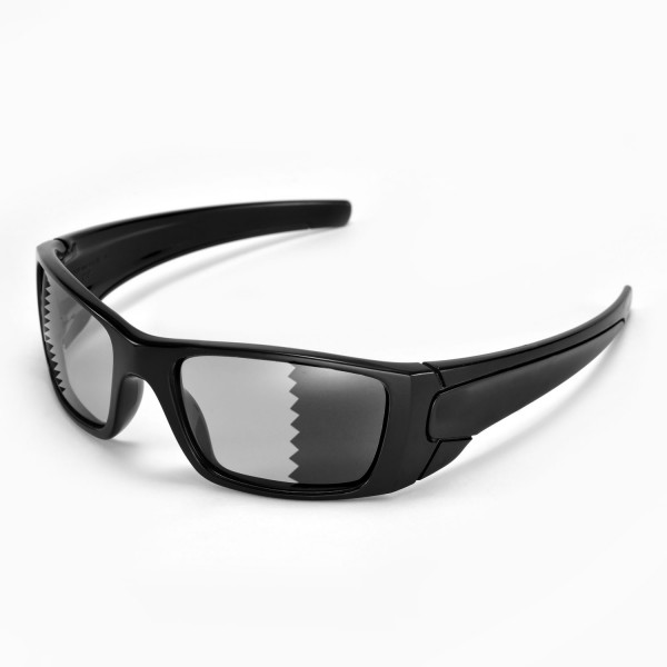 d623ecd167 Walleva Transition Photochromic Polarized Replacement Lenses for Oakley  Fuel Cell Sunglasses. Color   Polarized Lenses   Transition