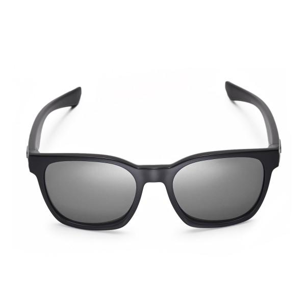 b071b454560 New Walleva Black + Titanium Polarized Replacement Lenses for ...