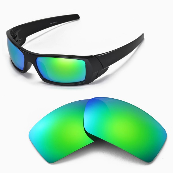 8f27d0a38e Walleva Replacement Lenses for Oakley Gascan Sunglasses ...