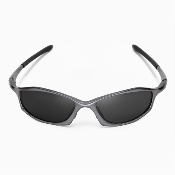 bfc85f5fba ... czech walleva polarized black replacement lenses for oakley hatchet  wire sunglasses af284 6074b