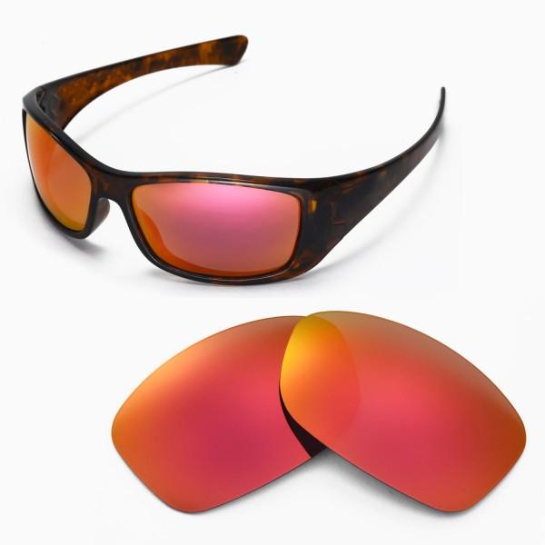 015f05970e4 Walleva Replacement Lenses for Oakley Hijinx Sunglasses - Multiple ...