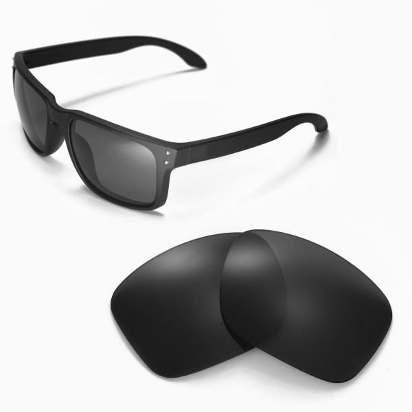 dc74db58d9 Walleva Replacement Lenses for Oakley Holbrook Sunglasses ...