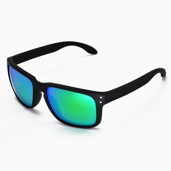 d27642f00b Walleva Replacement Lenses for Oakley Holbrook Sunglasses - Multiple ...