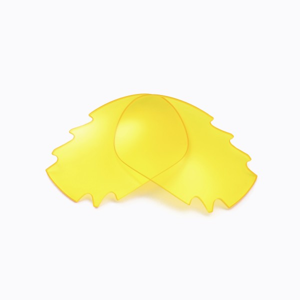 7d195452920 Walleva Yellow Replacement Vented Lenses for Oakley Racing ...