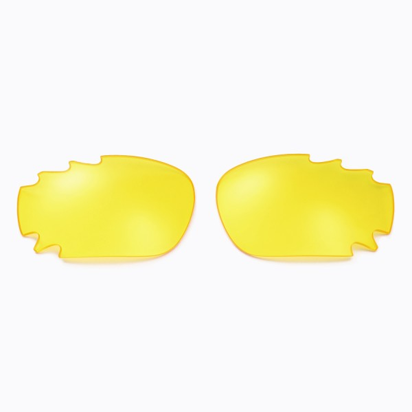 df8c03b9d0 Walleva Yellow Replacement Vented Lenses for Oakley Jawbone ...