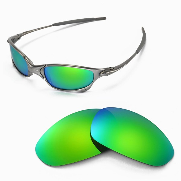 Walleva Replacement Lenses for Oakley Juliet Sunglasses - Multiple ... 4ac9e711e8
