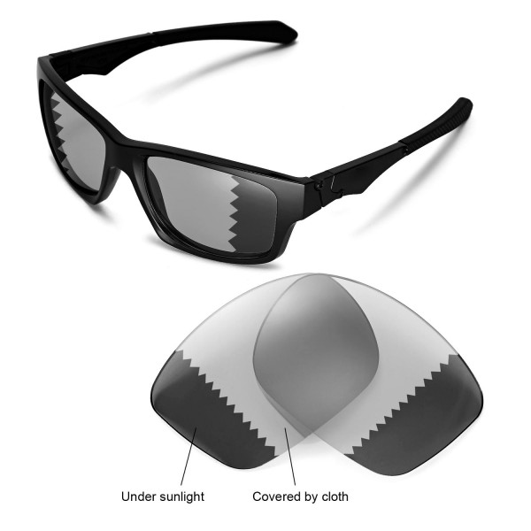 42b04b1ad6 New Walleva Polarized Transition Photochromic Lenses For Oakley ...
