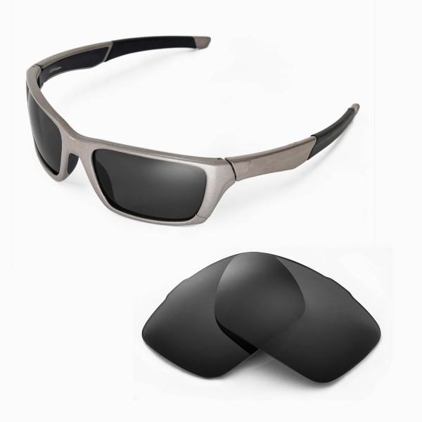 c03cab4f40 Walleva Replacement Lenses for Oakley Jury Sunglasses - Multiple ...