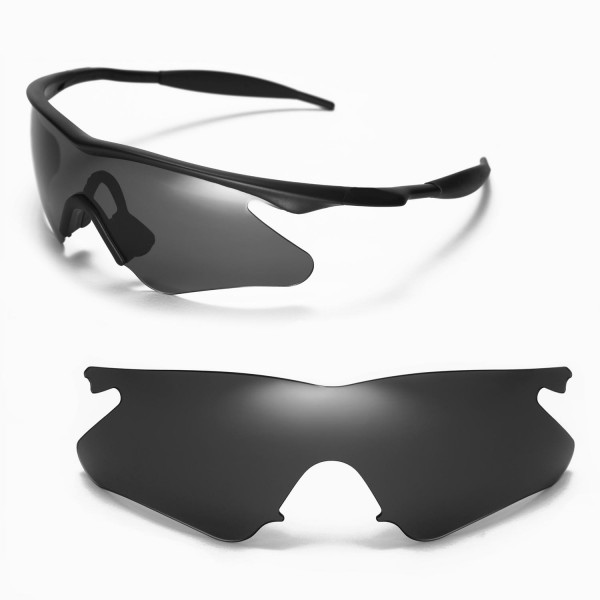 4dad9a517e ... Oakley M Frame Heater Sunglasses - Multiple Options Available (Black -  Polarized). Color   Polarized Lenses   Black