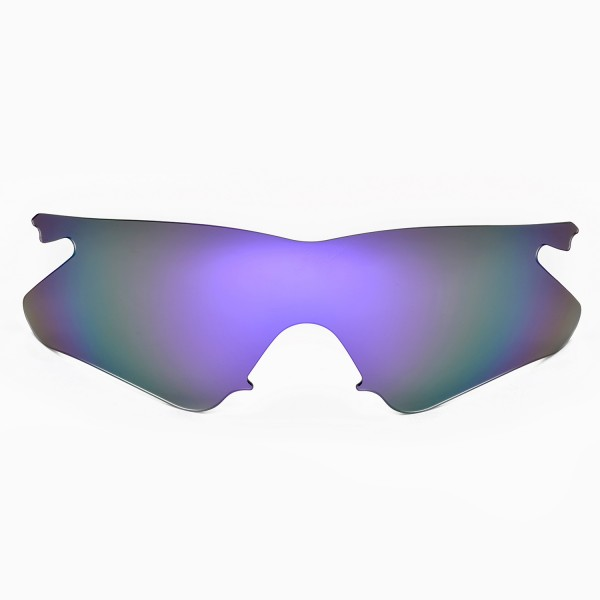 bd7cebad48 Walleva Replacement Lenses for Oakley M Frame Heater Sunglasses - Multiple  Options Available (Purple Coated - Polarized)
