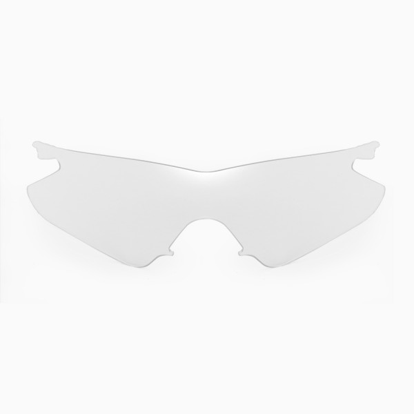 Walleva Clear Replacement Lenses for Oakley M Frame Heater Sunglasses