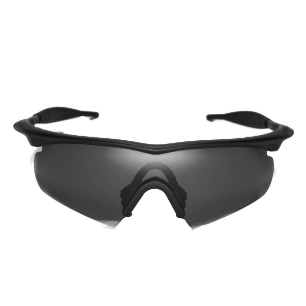 4500c30360 ... Oakley M Frame Hybrid Sunglasses - Multiple Options Available (Black -  Polarized). Color   Polarized Lenses   Black