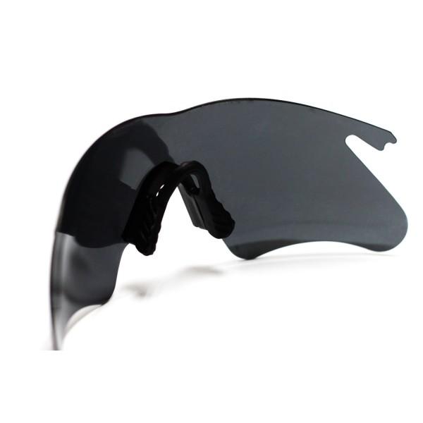 e465a28a1e Walleva Blue Earsocks And Black Nose Pads For Oakley M Frame Sunglasses