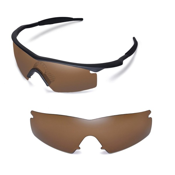 Oakley Polarized M Frame Strike Lens David Simchi Levi