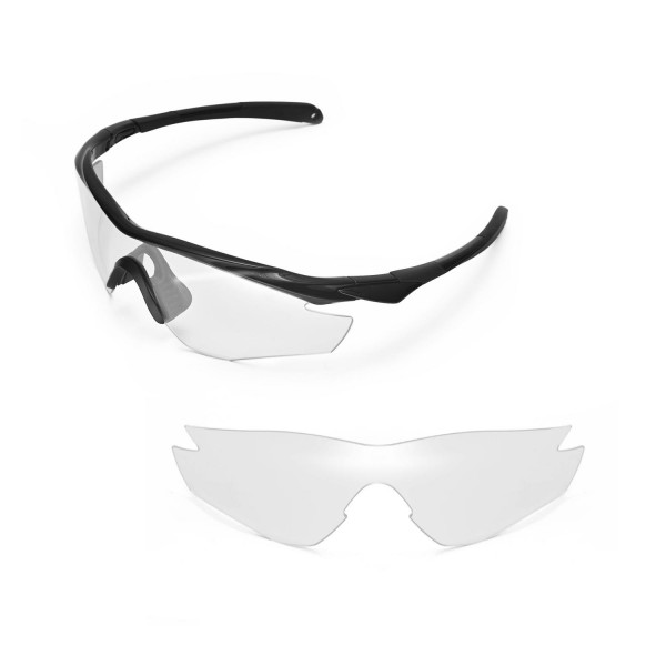 7c8818f871a ... Replacement Lenses for Oakley M2 Sunglasses. Color   Non-Polarized  Lenses   Clear