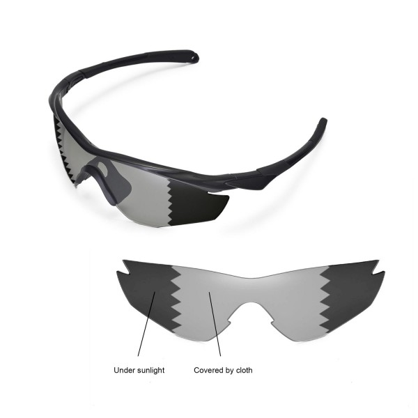 b1239eeb414 ... Replacement Lenses for Oakley M2 Sunglasses. Color   Polarized Lenses    Transition