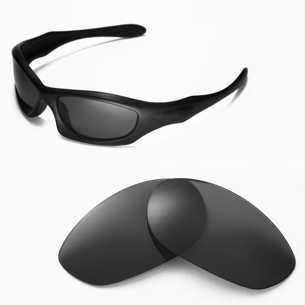 3f98230429 Walleva Replacement Lenses for Oakley Monster Dog Sunglasses ...