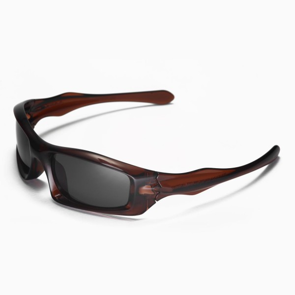 5f90adc811 Walleva Black Replacement Lenses for Oakley Monster Pup Sunglasses. Color    Non-Polarized Lenses   Black