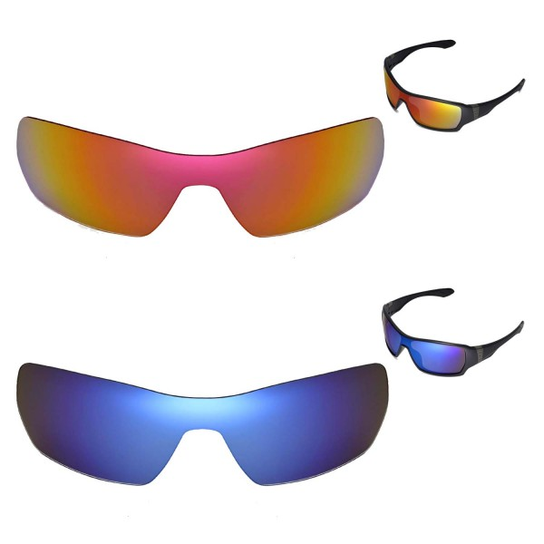 e31a6477651 ... Blue Polarized Replacement Lenses For Oakley Offshoot Sunglasses. Color