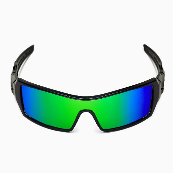 Walleva Emerald Polarized Replacement Lenses For Oakley