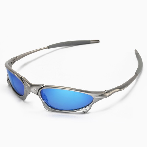 86f0621de9 Walleva Replacement Lenses for Oakley Penny Sunglasses - Multiple Options  Available (Ice Blue Coated - Polarized)