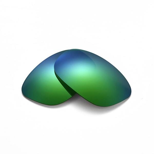 7584b699ba8 New Walleva Emerald Polarized Replacement Lenses For Oakley PIT BOSS II  Sunglasses