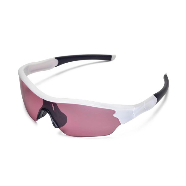 fdf274f18fe New Walleva Pink Replacement Lenses For Oakley Radar Edge Sunglasses