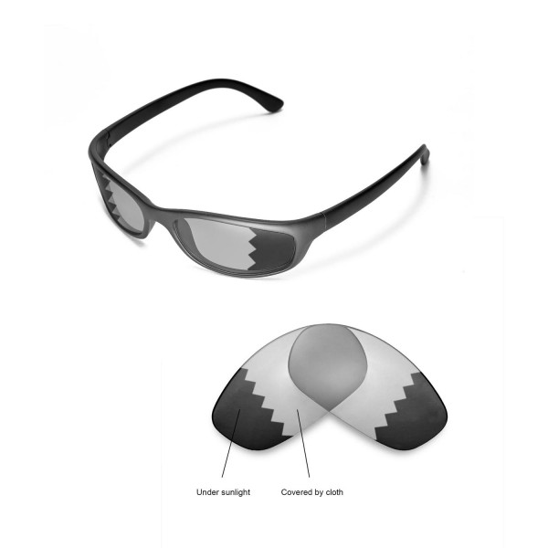 f8613b2f69 New Walleva Transition Photochromic Polarized Replacement Lenses ...