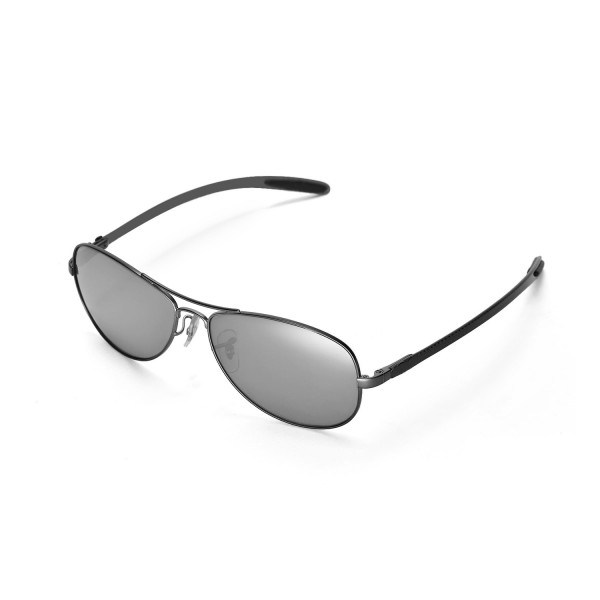 e05437c2e0 New Walleva Titanium Polarized Replacement Lenses For Ray-Ban RB8301 59mm  Sunglasses. Color   Polarized Lenses   Titanium