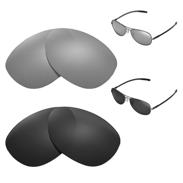 377381f64a New Walleva Black + Titanium Polarized Replacement Lenses For ...