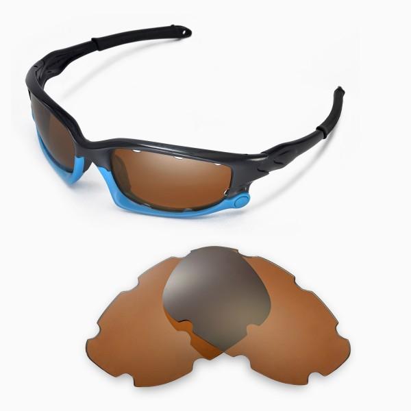 e0c906bd03e ... Oakley Split Jacket Sunglasses. Color   Polarized Lenses   Brown