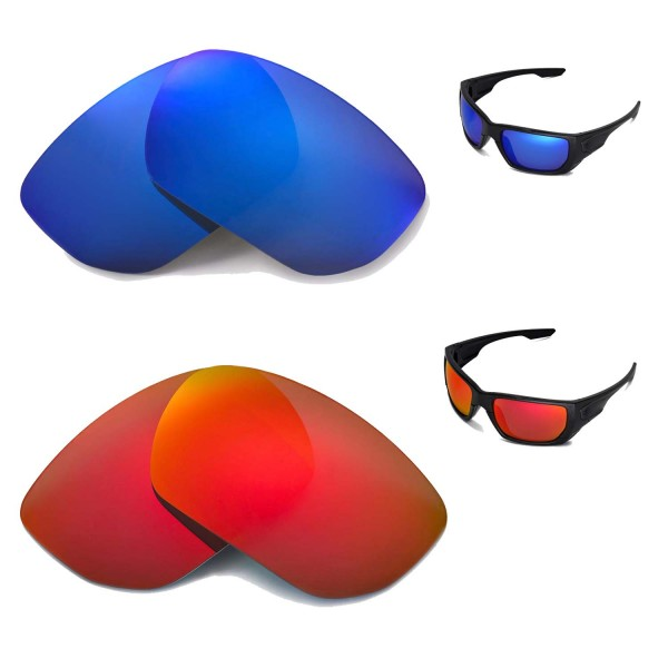 cd93b69cce ... germany walleva polarized fire red ice blue lenses for oakley style  switch sunglasses d5136 6ee14